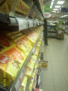 17 kilo är en Svensk årskonsumtion av godis